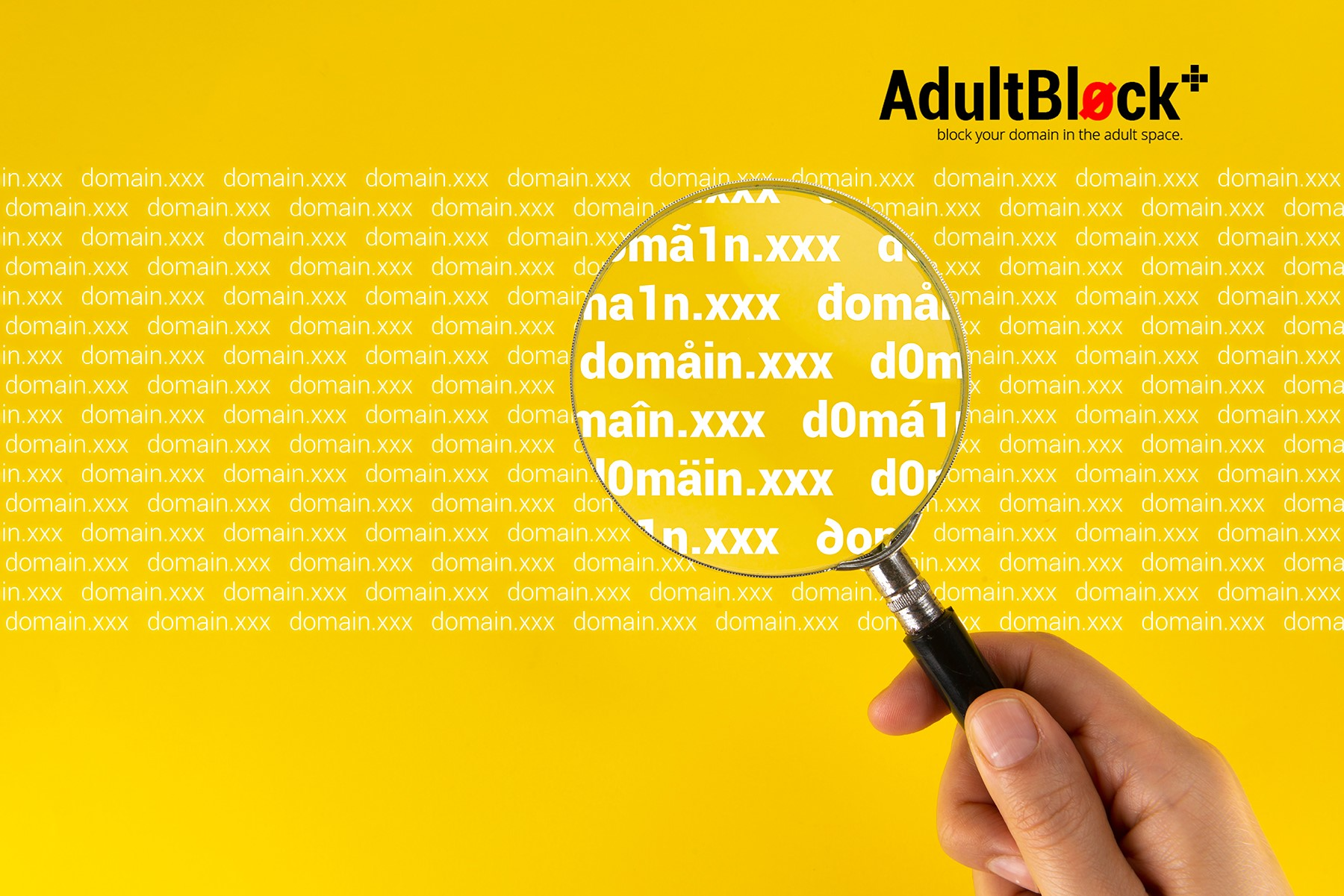 New trademark protection service: AdultBlock & AdultBlock+