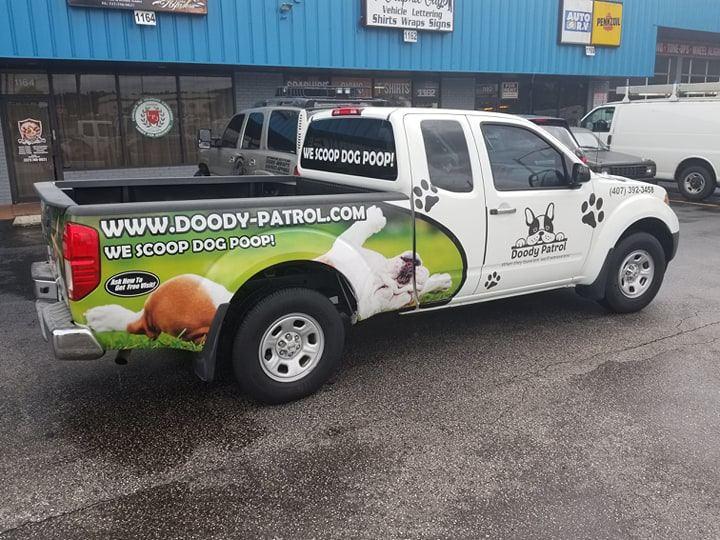 Doody Patrol Truck