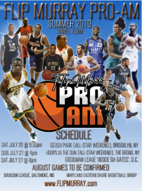 Philly vs Everyone: Flip Murray Pro-Am Travel Team