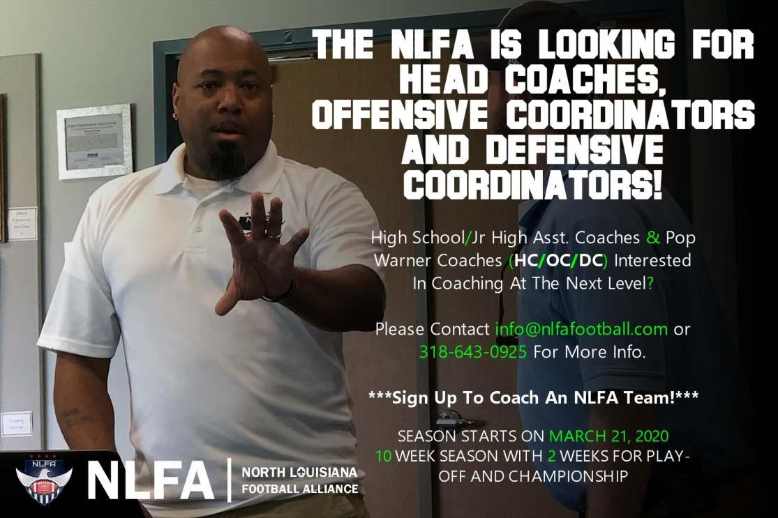 NLFA Coaches Promo