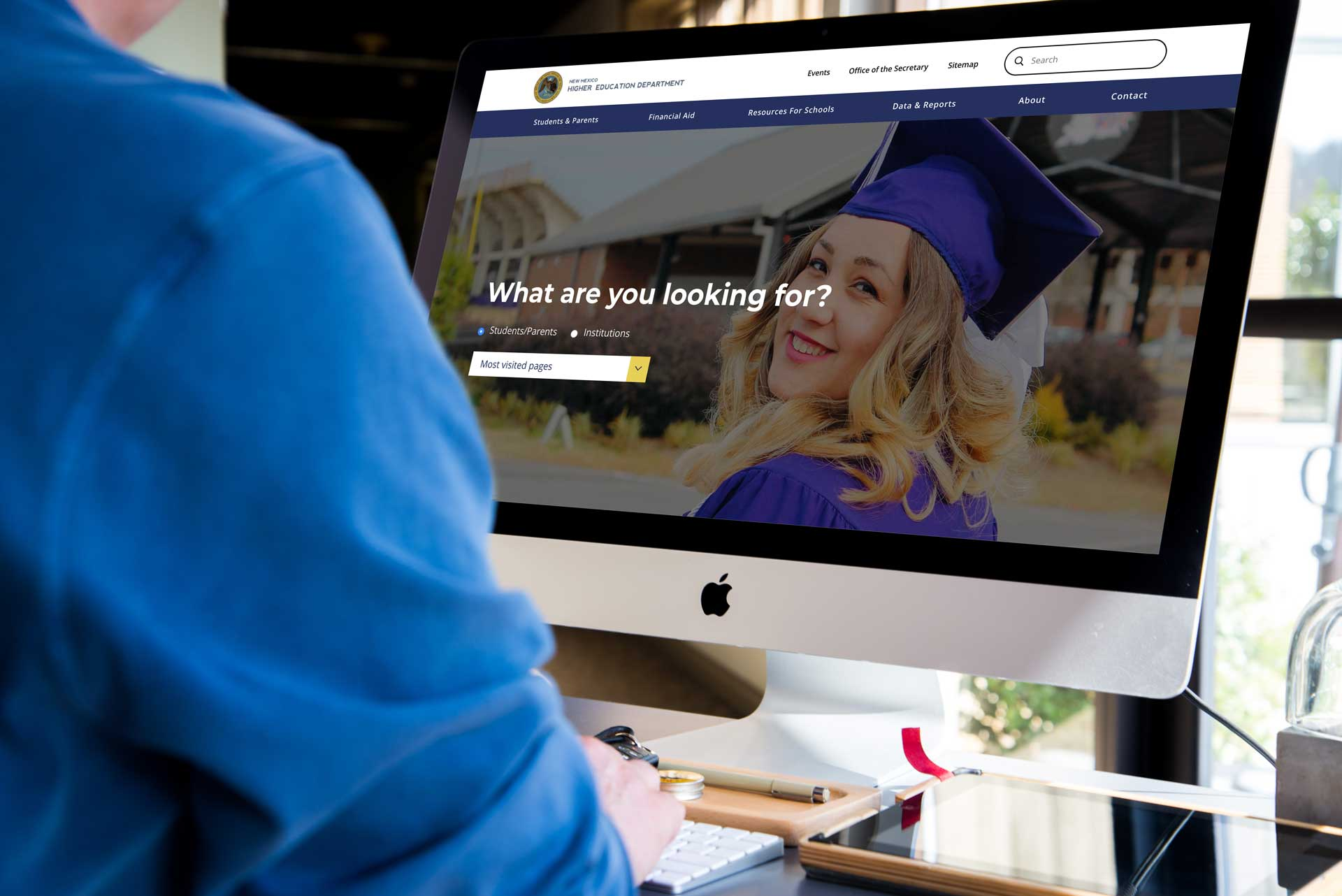 Education Department Launches New >> Consumer51 Launches New Website For New Mexico Higher Education