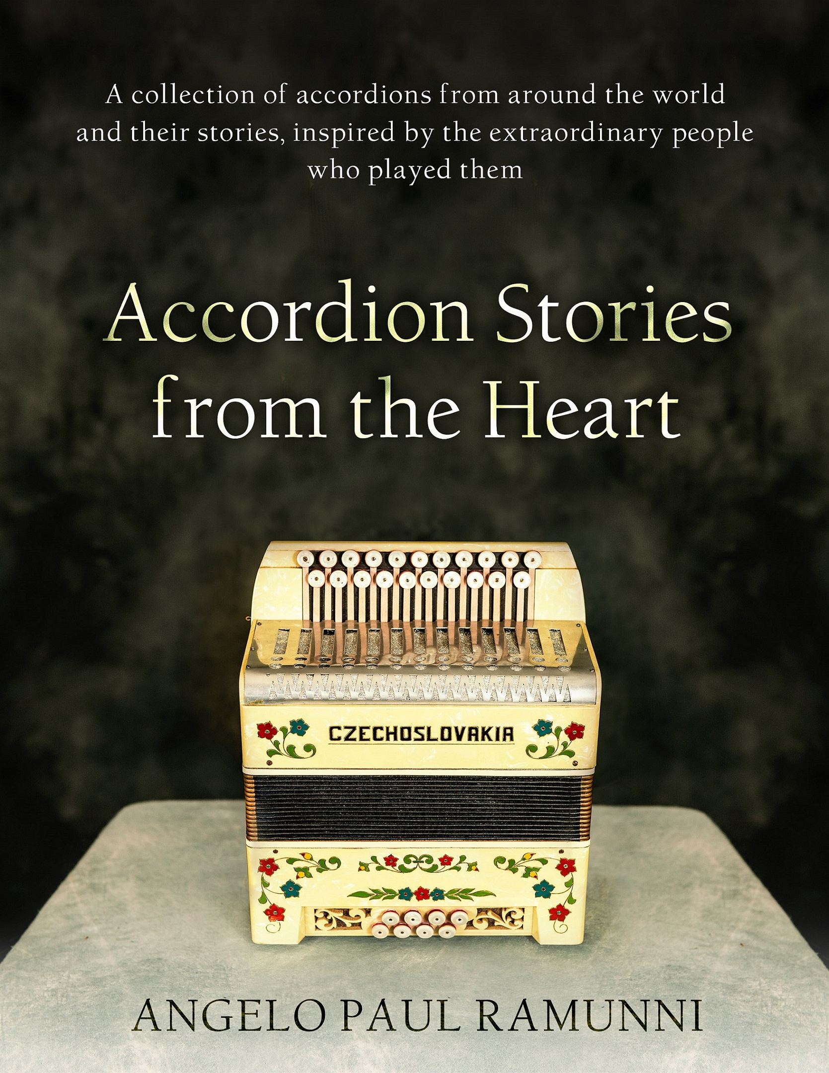 """Accordion Stories From The Heart"" by Angelo Paul Ramunni"