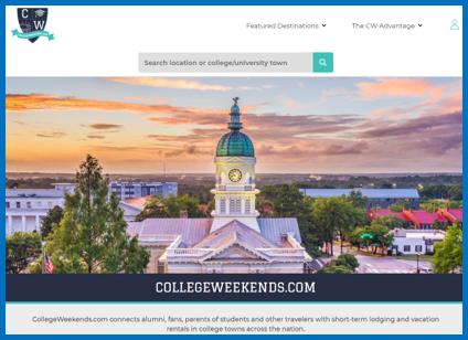 CollegeWeekends.com