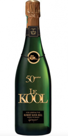 Le Kool Champagne - 50th Anniversary Edition For Kool & the Gang