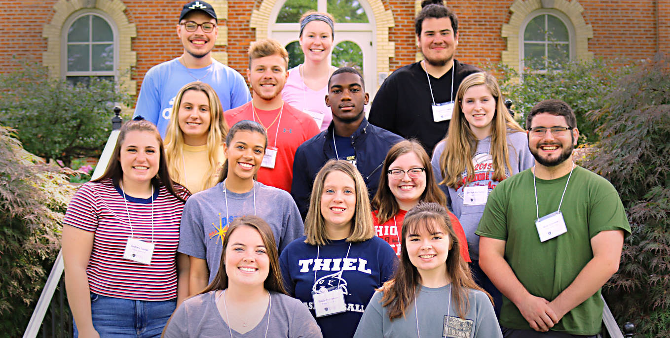 2019 Thiel College Peer Mentors