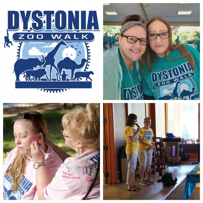 Dystonia is a little known brain disorder that affects 250,000 Americans.