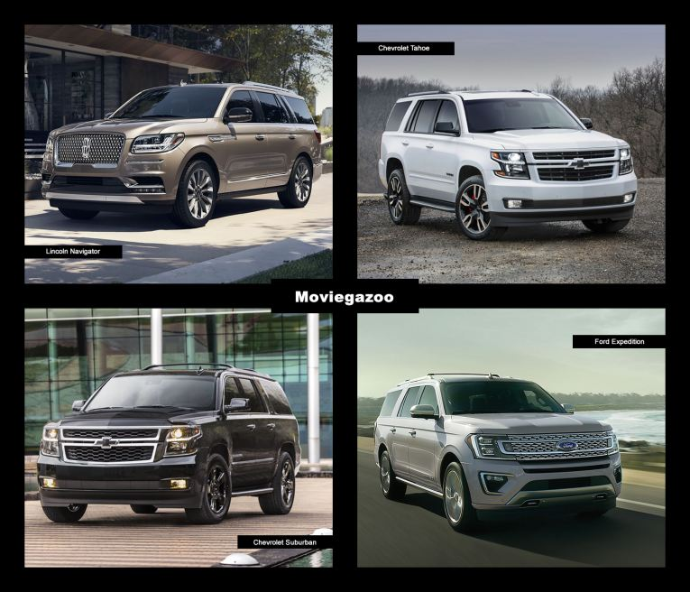 Best Make-Out SUV's