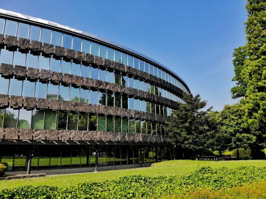 Glaverbel Office