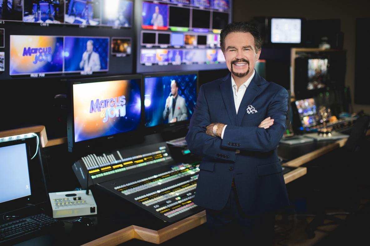 Daystar Television Network's Marcus Lamb