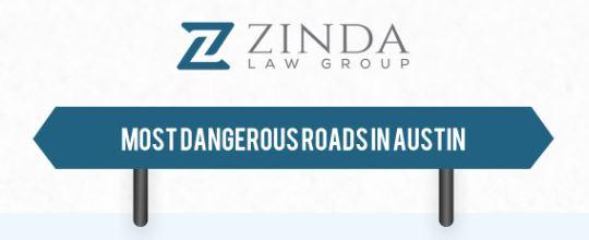 The Most Dangerous Roads in Austin