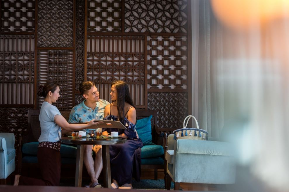 Spa InterContinental at InterContinental Hua Hin R