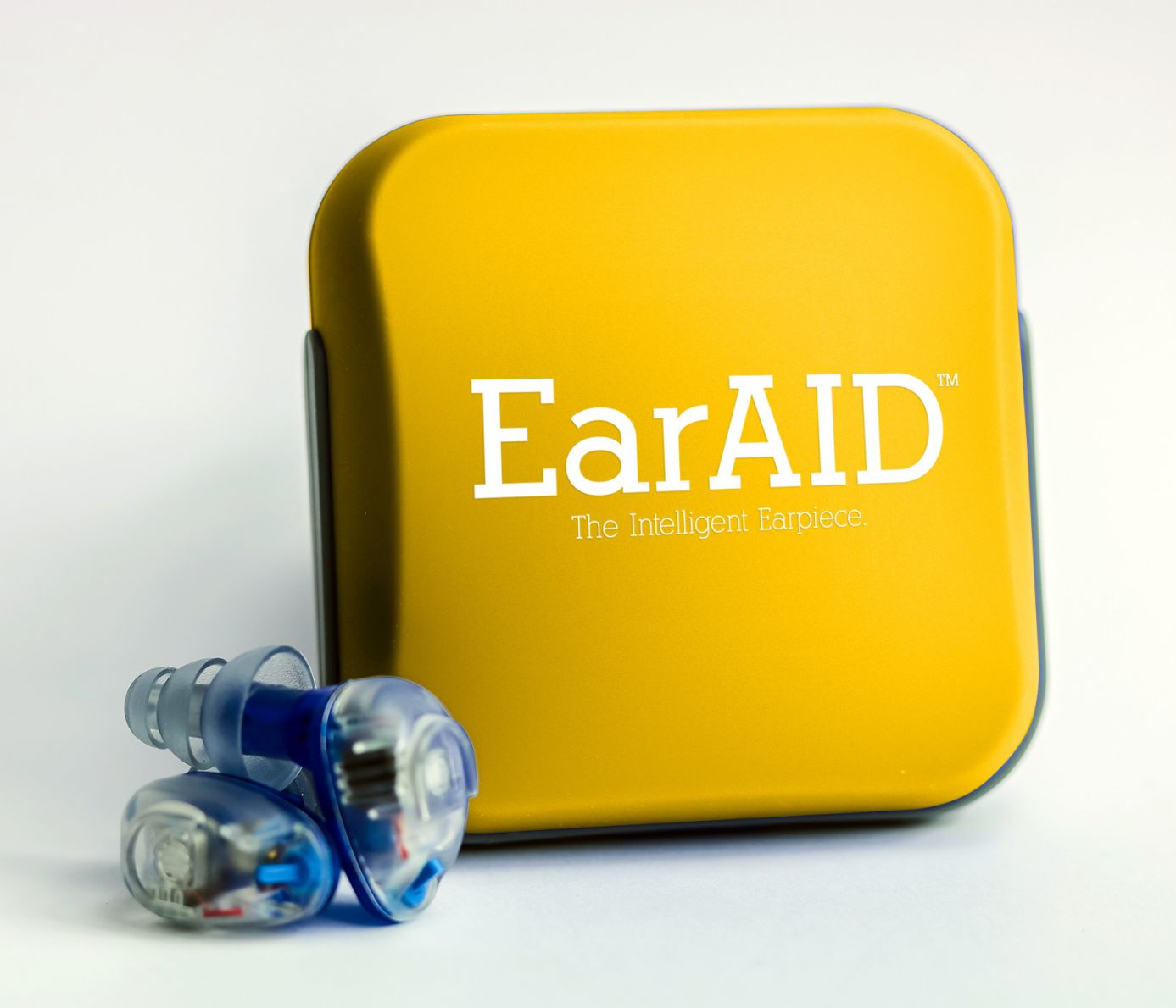 EarAID™. The Intelligent Earpiece.