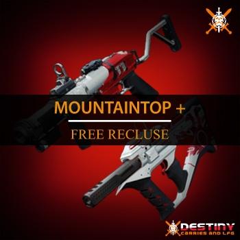 Mountaintop Free Recluse