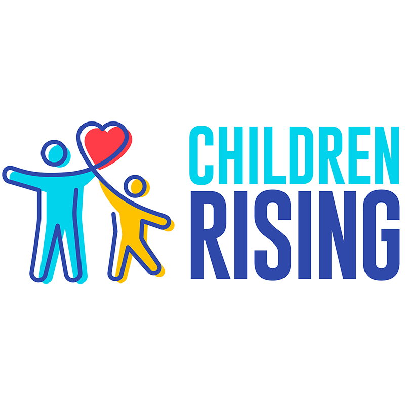 Children Rising name emphasizes our proficient, focused, and scalable programs.
