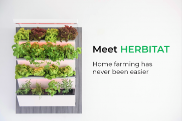 Meet Herbitat: home farming made easy