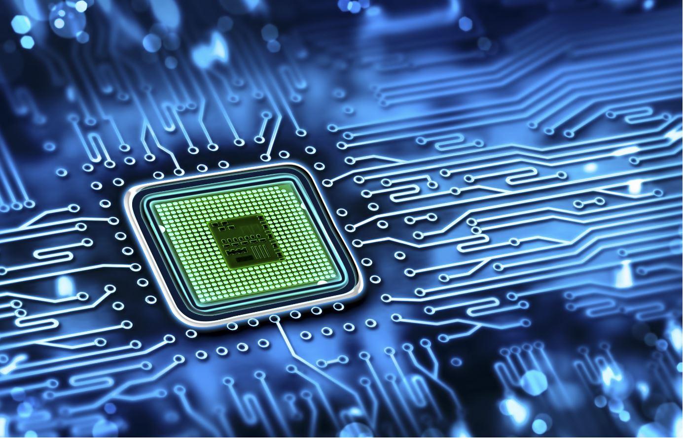 SMall_green circuit board