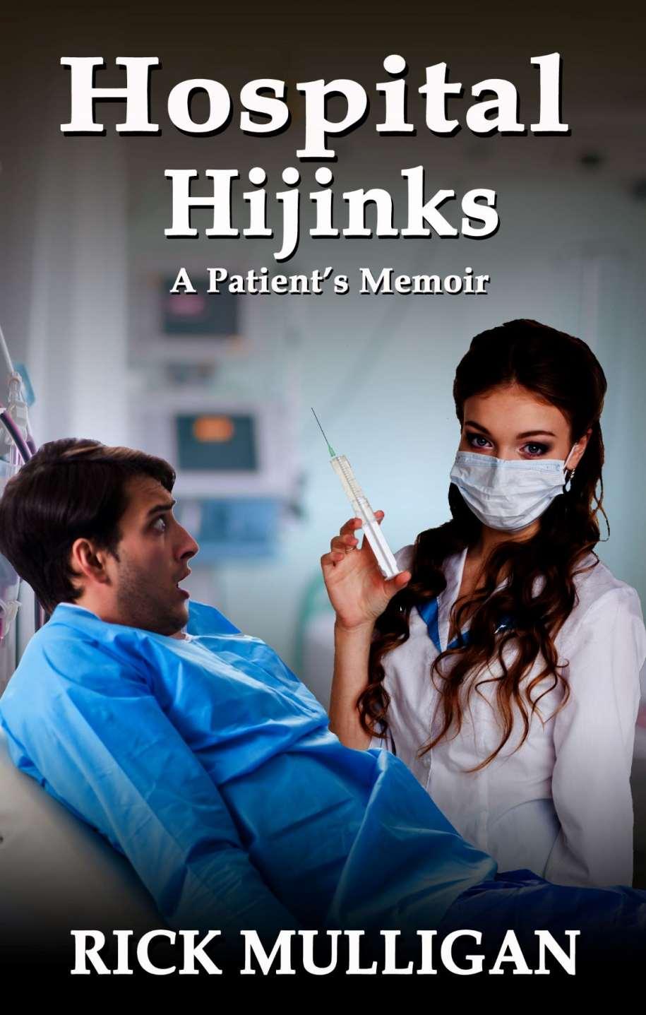 Hospital Hijinks Pr Cover
