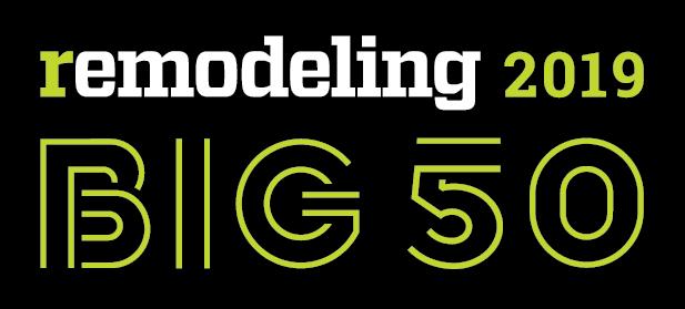 REMODELING Big50 Award