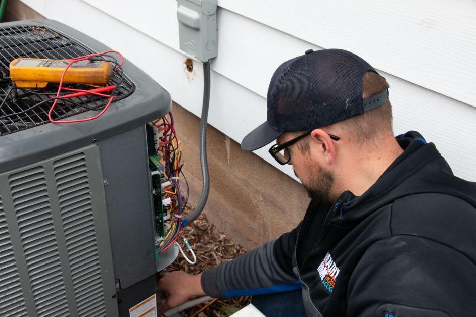 Home HVAC repair in Green Bay