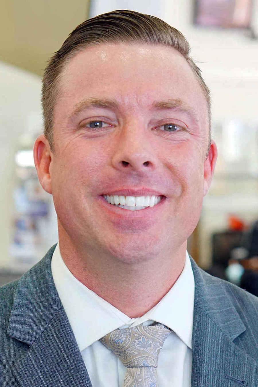 David Farner, New Car Sales Manager at Brandon Honda