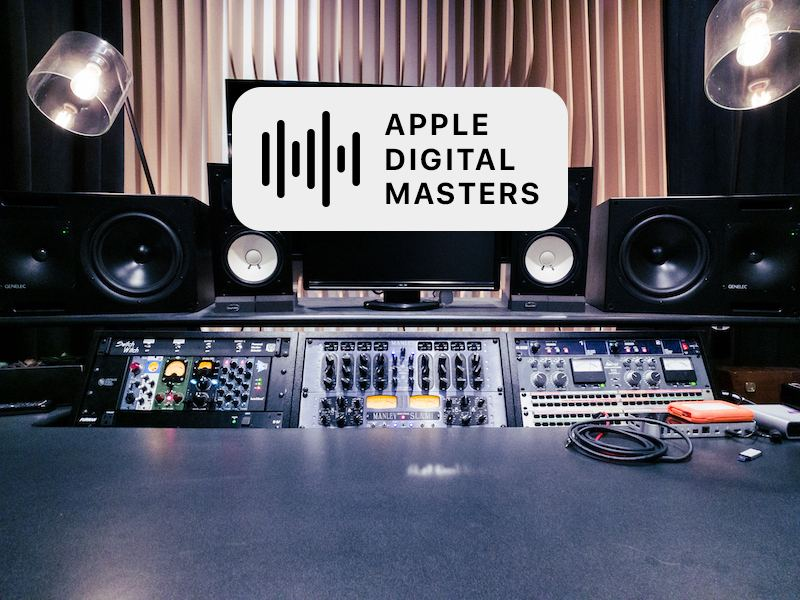 Apple Digital Masters Available At Hybrid Studios