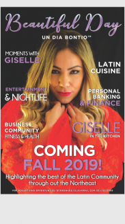 Beautiful Day Un Dia Bonito Show and Magazine, Fall 2019