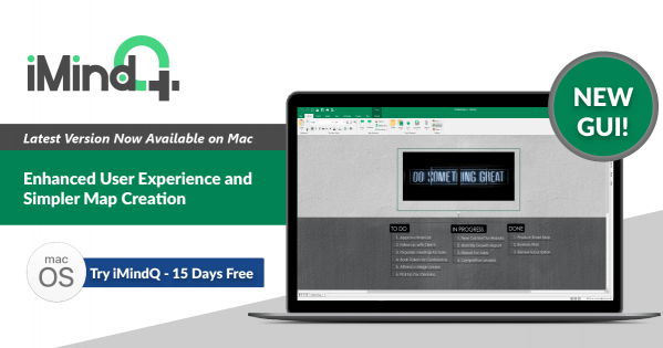 New Mac Version of iMindQ