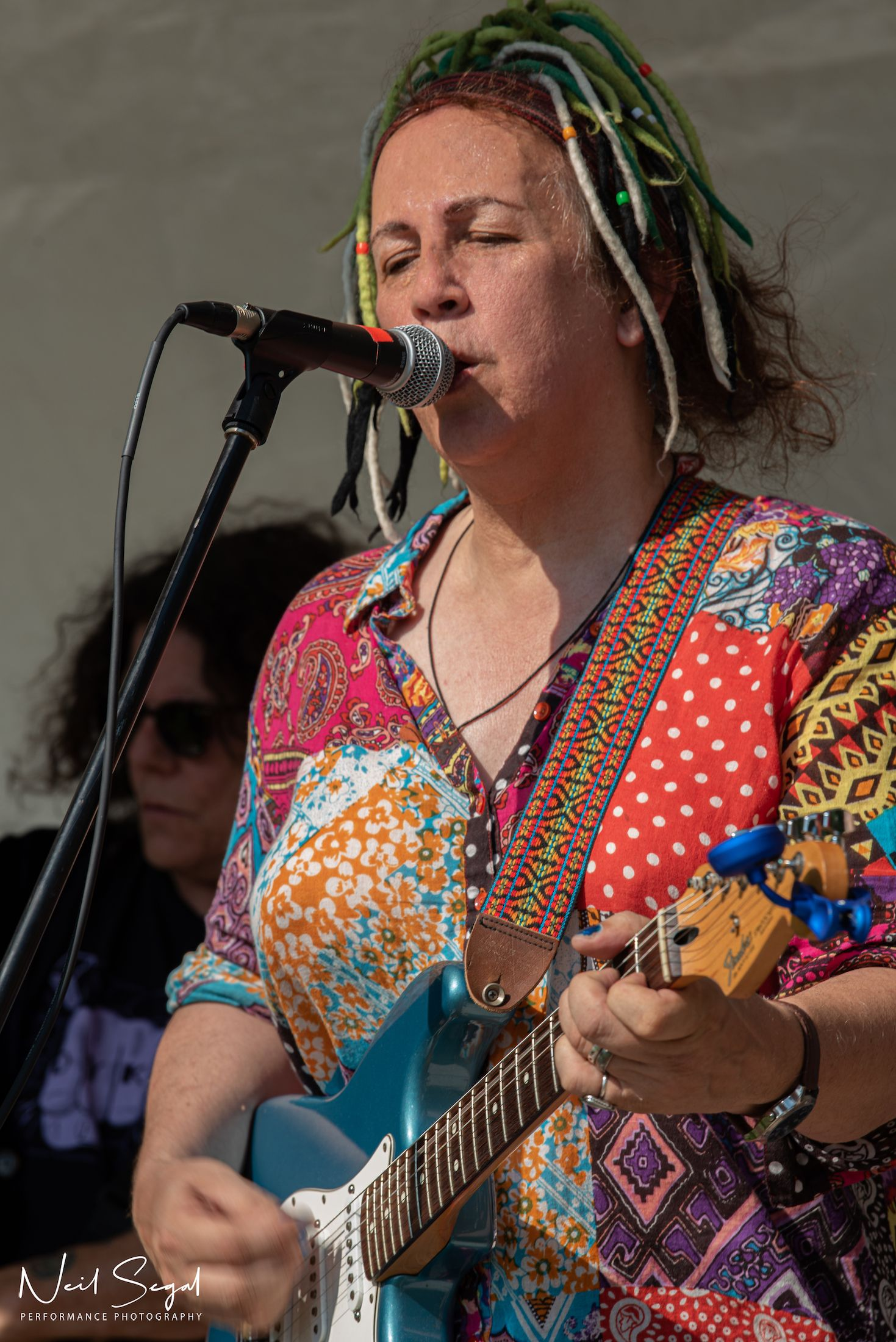 Jennifer Maidman, Performs at The Colony for Woodstock 50th