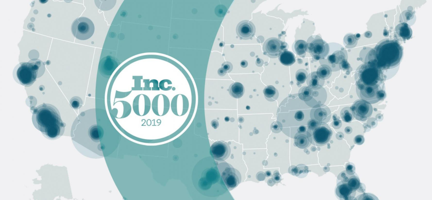 Concierge Auctions made the Inc. 5000 list for the sixth consecutive year.