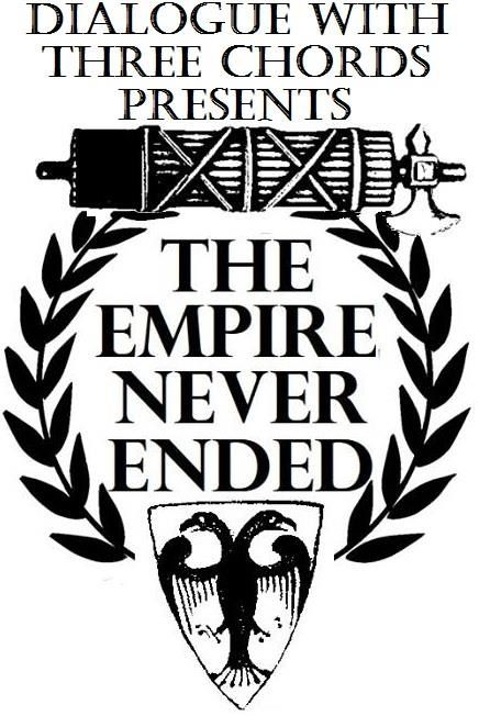 The Empire Never Ended D3C flyer