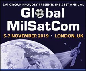 21st Annual Global MilSatCom conference and Exhibition