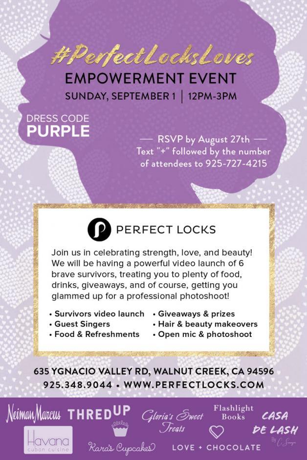 #PerfectLocksLoves Women's Empowerment Event