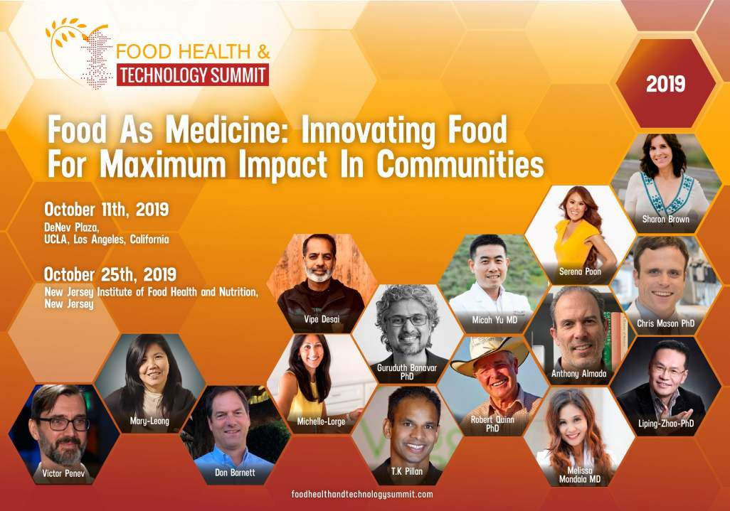 Food Health and Technology Summit-Theme