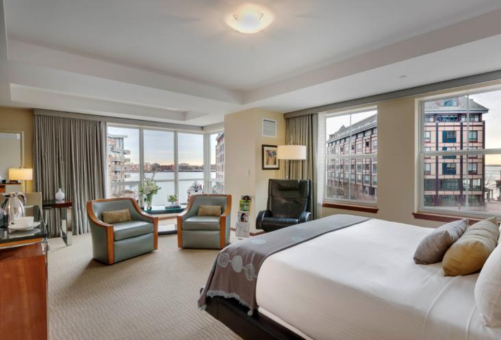 Boston Hotel Getaway Packages