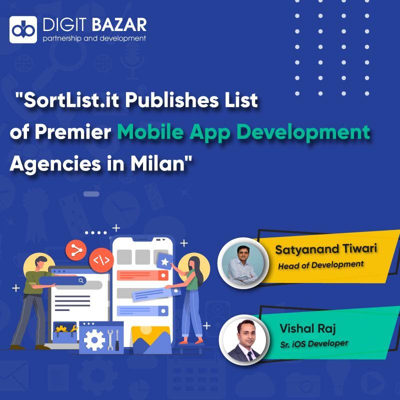 SortList Publishes List of Premier Mobile App Deve