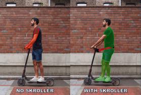 Skroller Effect