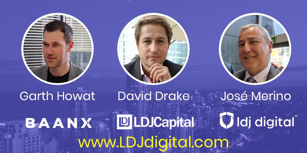 LDJ Digital and Baanx partnership