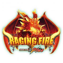 Ocean King 3 Plus: Raging Fire