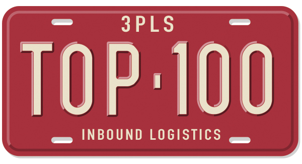 MGN Logistics recognized as Top 100 3PL