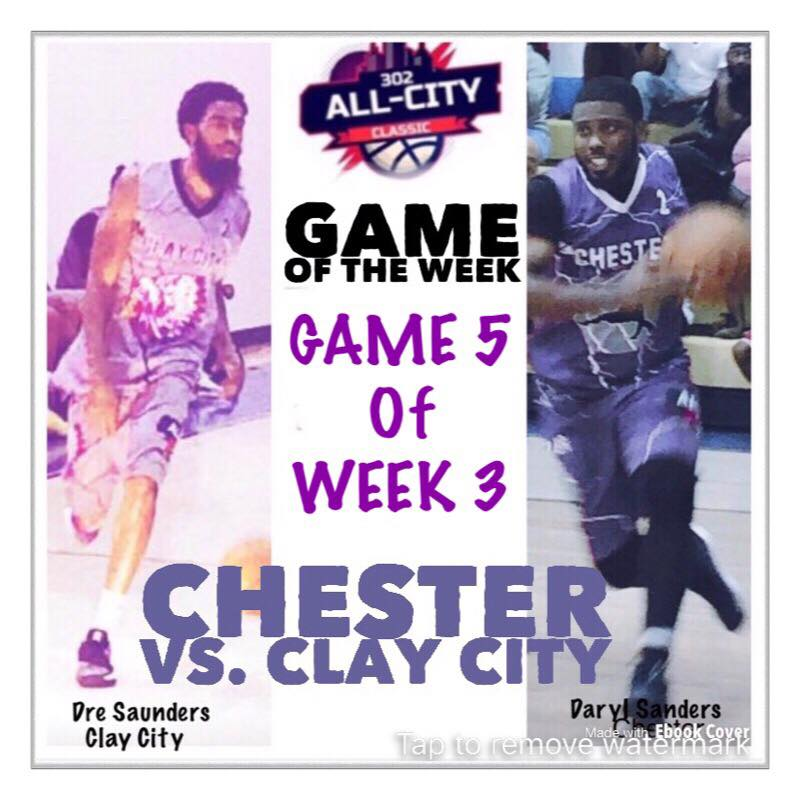 Game of the week: Chester vs Clay City
