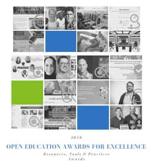 Open Resources, Tools & Practices Recipients