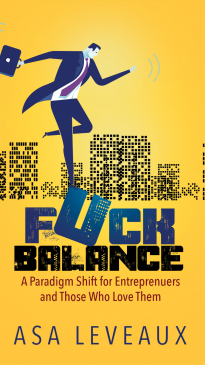 Fuck Balance Book Cover