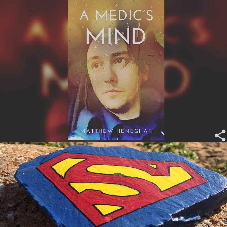 """Supermatt"" is a chapter in Heneghan's memoir"