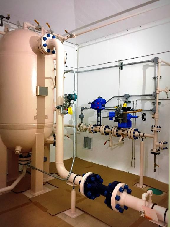 Robinson Metal pressure vessel manufacturing companies