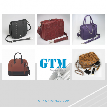 GTM asked a college student to choose 5 purses for back-to-school use.