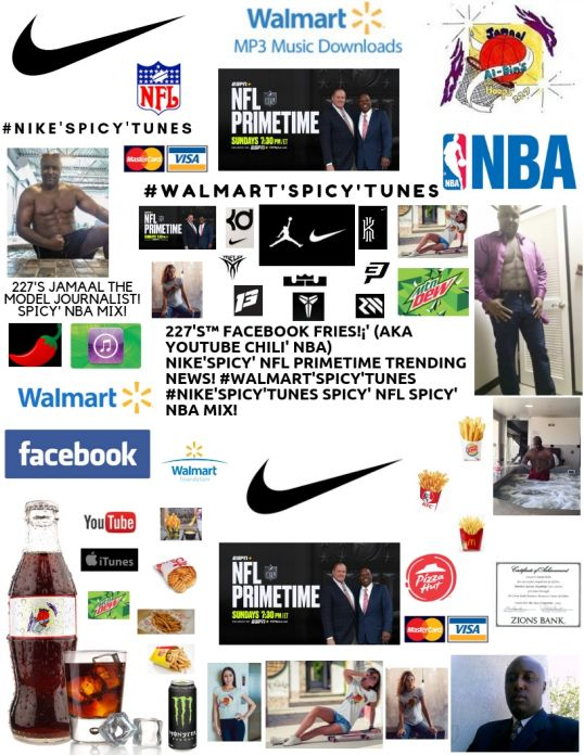 227's™ YouTube Chili' NFL Primetime! BOOM & T.J.! #NIKE'Spicy' NFL Spicy' NBA!