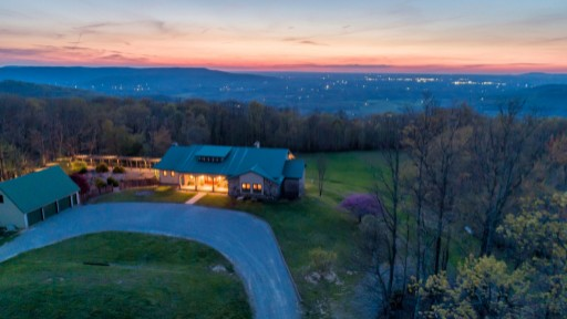 Tennessee Home with View