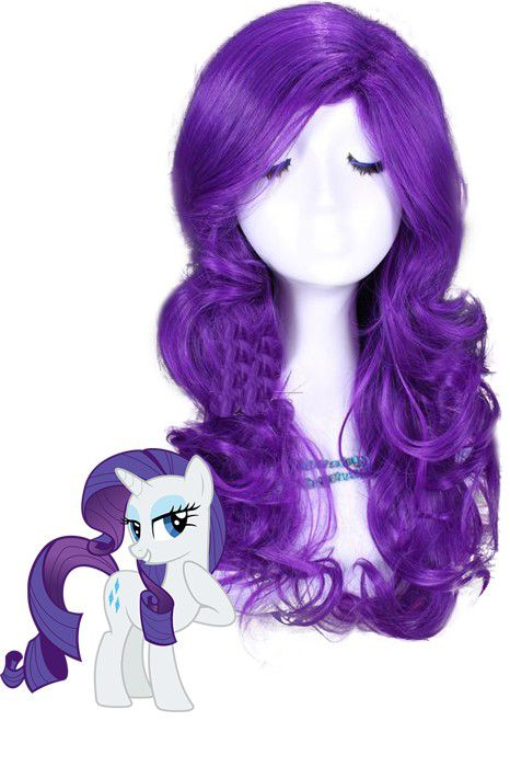 my_little_pony_rarity_long_purple_wavy_cosplay_wig