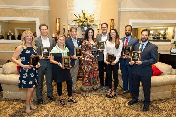 SBACNJ Industry Award Recipients