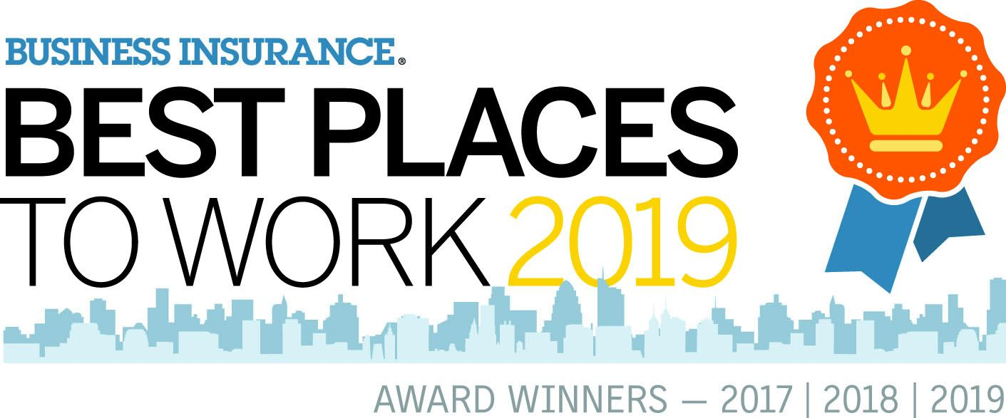 TRICOR Insurance 2017, 2018, and 2019 Best Places to Work in Insurance